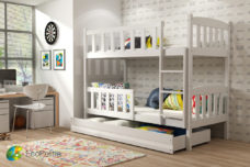 KUBUŚ-bunk-bed-white-11